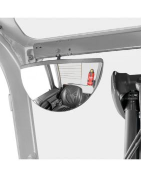 Rétroviseur panoramique pour chariot